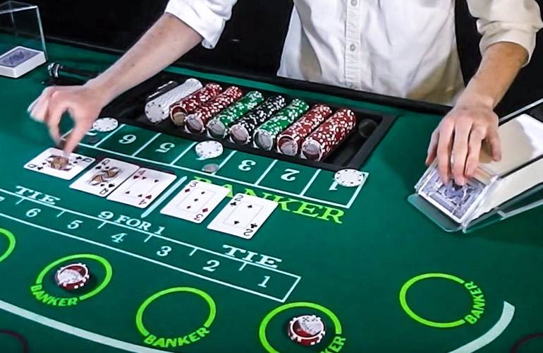 Learn the Basics of Baccarat Online
